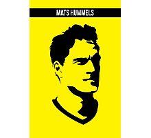 Mats Hummels Borussia Dortmund Photographic Print