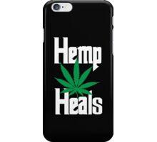 Hemp Heals iPhone Case/Skin