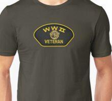 world war 2 veteran Unisex T-Shirt