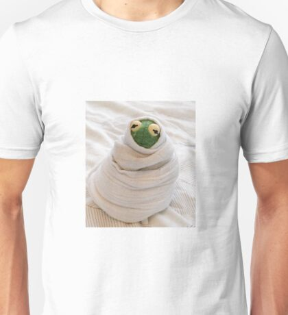 Snug Kermit Unisex T-Shirt