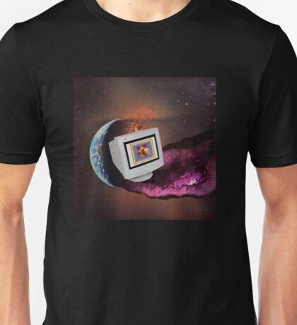Crystal Computer Crash Unisex T-Shirt