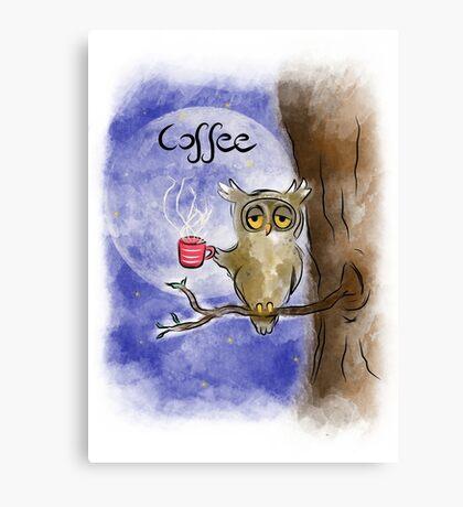 Morning! Canvas Print