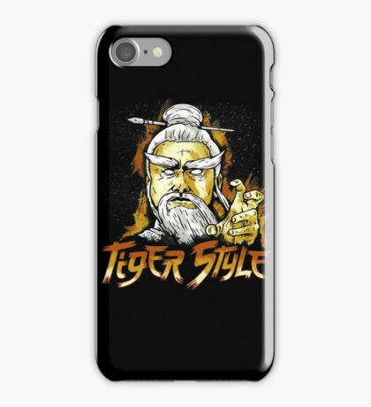 Tiger Style iPhone Case/Skin