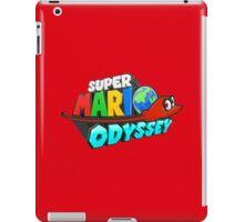Super Mario Odyssey Crazy Cap Eyes iPad Case/Skin