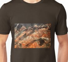 Red Ridges Unisex T-Shirt