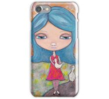 Here for You Friendship iPhone Case/Skin