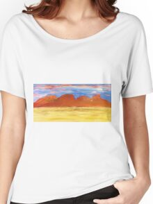 Outback Sunset Women's Relaxed Fit T-Shirt