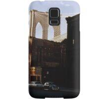 Brooklyn Bridge 1970 Samsung Galaxy Case/Skin