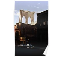 Brooklyn Bridge 1970 Poster