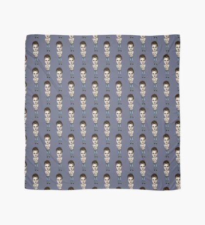 Morrissey The Smiths Inspired Music Illustration Scarf