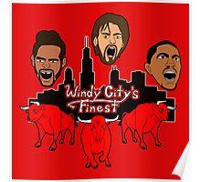 Windy City's Finest Poster