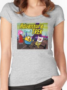 Adventure Trek! Women's Fitted Scoop T-Shirt