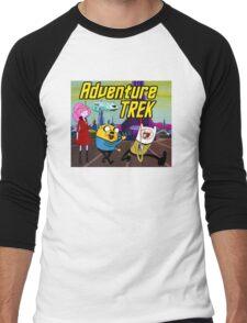 Adventure Trek! Men's Baseball ¾ T-Shirt