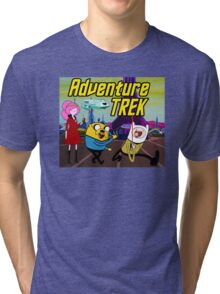 Adventure Trek! Tri-blend T-Shirt