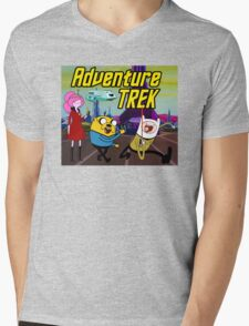 Adventure Trek! Mens V-Neck T-Shirt