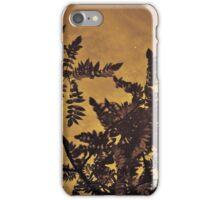 Golden Reflection iPhone Case/Skin