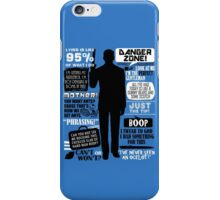Archer - Sterling Archer Quotes iPhone Case/Skin