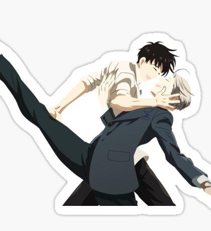 Dancing Victuuri Sticker