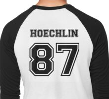 Hoechlin 87 Men's Baseball ¾ T-Shirt