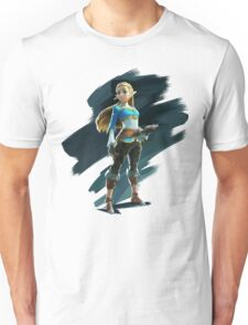 Zelda (The Legend of Zelda: Breath of the Wild) Unisex T-Shirt