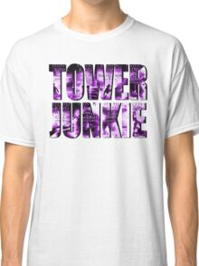 Tower Junkie Classic T-Shirt
