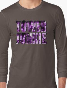 Tower Junkie Long Sleeve T-Shirt