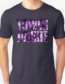 Tower Junkie Unisex T-Shirt