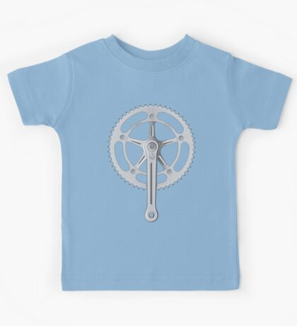 Campagnolo Track Chainset, 1974 Kids Tee