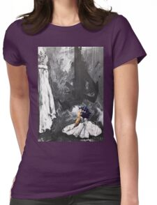 Undressed VIII Womens Fitted T-Shirt