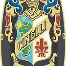 Cinelli 1953 by BonkersStyle