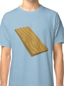 Glitch Food plank Classic T-Shirt
