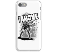 From Above -Graf 01 iPhone Case/Skin