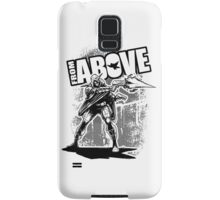 From Above -Graf 01 Samsung Galaxy Case/Skin