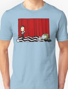 February 24th, Entering the town of Twin Peaks T-Shirt