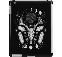 crystal moon iPad Case/Skin