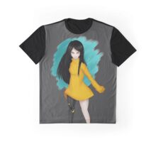 Cybergirl 11 Graphic T-Shirt