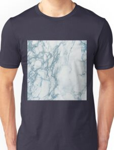 Blue Marble Icy Unisex T-Shirt