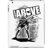From Above -Graf 01 iPad Case/Skin