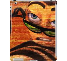 The ENTIRE BEE MOVIE but it's on a t-shirt (with Barry, Graphic Tee) iPad Case/Skin