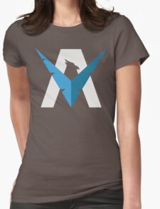 Valkyrie Airways National Logo Womens Fitted T-Shirt