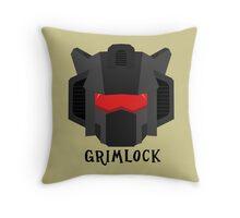 Me, Grimlock Throw Pillow