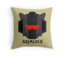 Me, Grimlock Throw Pillow