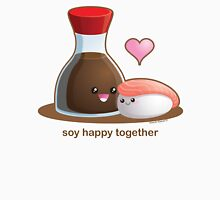 Soy Happy Together Unisex T-Shirt