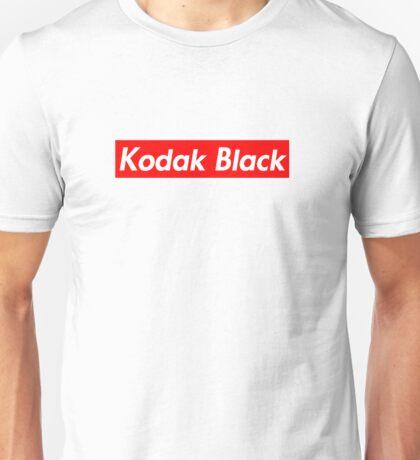 Kodak Black - Supreme Font Unisex T-Shirt