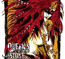 queen of the stone age by agungPrm