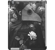 a poisonous new remedy iPad Case/Skin