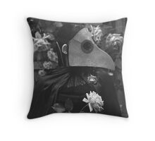 a poisonous new remedy Throw Pillow