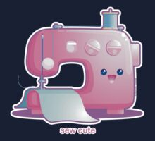 Sew Cute Kawaii Sewing Machine by kimchikawaii
