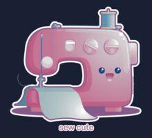 Sew Cute Kawaii Sewing Machine by kimchikawaii