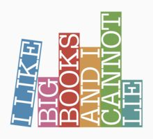 I like big books and I cannot lie by e2productions